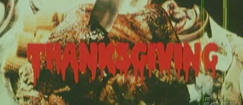 Grindhouse Thanksgiving